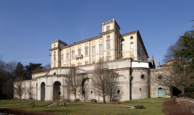 Foto delle ville e del parco ville lombarde 2015 for Case limbiate
